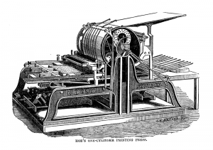 Press history