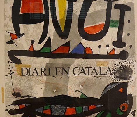 Joan Miró Avui