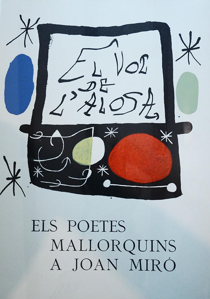 els poetes mallorquins a joan miró