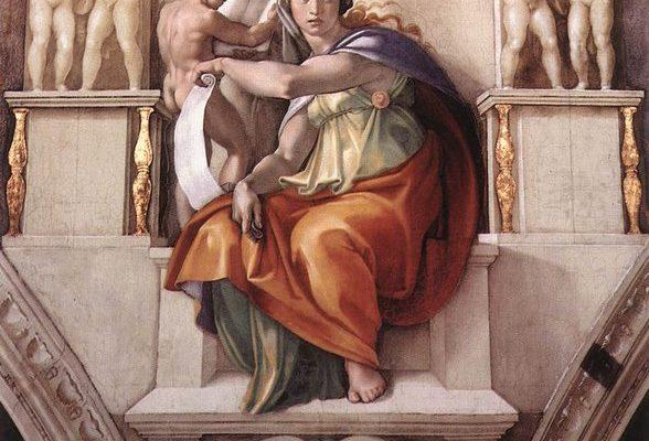 Sibila de Michelangelo