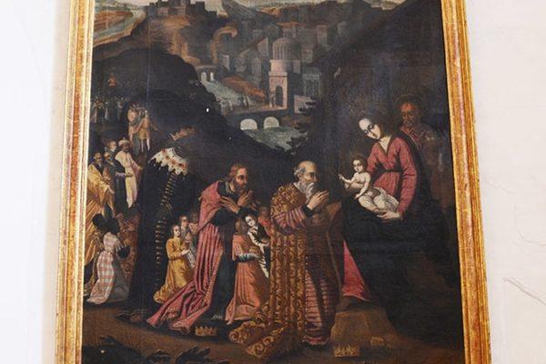 Reyes magos cartuja valldemossa